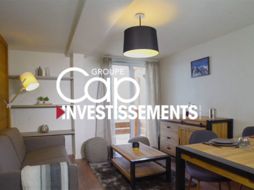 CAP INVESTISSEMENTS – Promotion